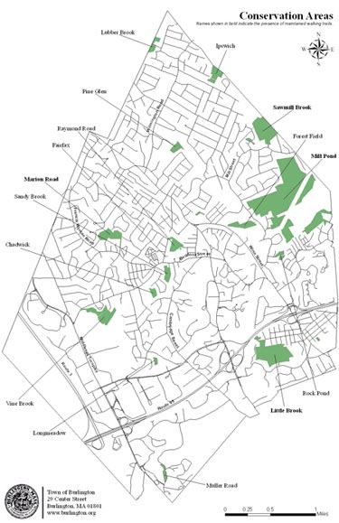 Conservation Areas (PDF)